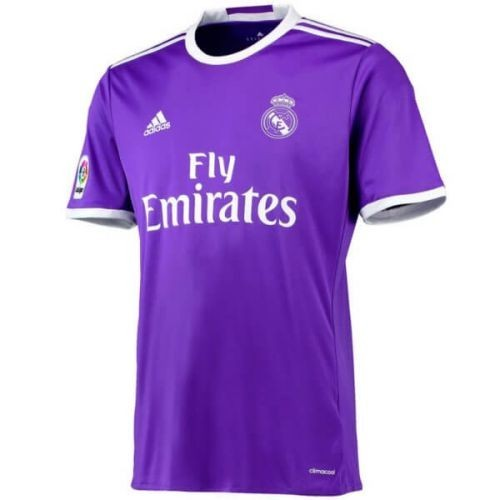 Футбольная форма Real Madrid Гостевая 2016 2017 2XL(52)
