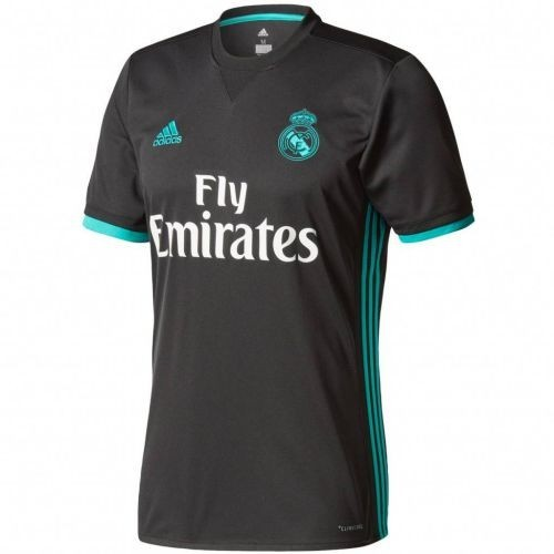 Футбольная форма Real Madrid Гостевая 2017 2018 2XL(52)