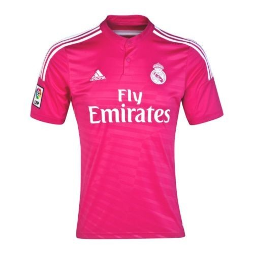 Футбольная форма Real Madrid Гостевая 2014 2015 2XL(52)